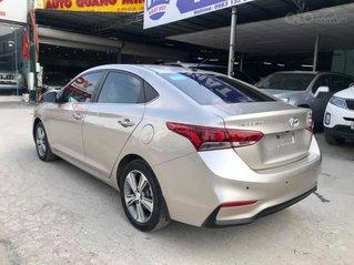 Hyundai Accent 1.4 ATH sản xuất 2018, màu vàng cát