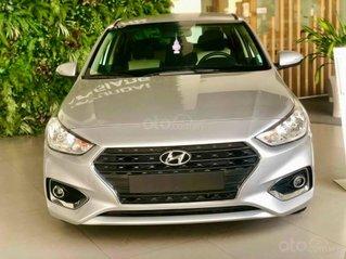 Bán Hyundai Accent All New 2019, màu bạc
