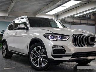 BMW X5 dòng SUV 7 chỗ - siêu hot của thương hiệu BMW nhập khẩu nguyên chiếc, có sẵn giao ngay giá cực tốt