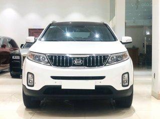 Bán xe Kia Sorento DATH 2018 full dầu, màu trắng