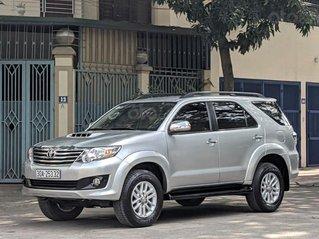 Cần bán nhanh chiếc Toyota Fortuner sản xuất 2014 giá ưu đãi