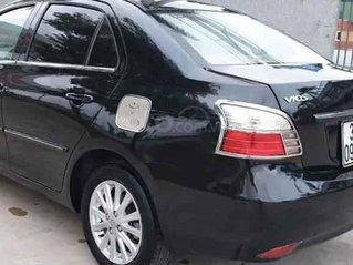 Cần bán Toyota Vios sản xuất năm 2011, màu đen