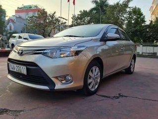 Bán ô tô Toyota Vios 1.5E CVT năm 2017, giá chỉ 445 triệu
