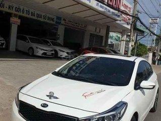 Cần bán Kia Cerato đời 2017, màu trắng còn mới, 525 triệu