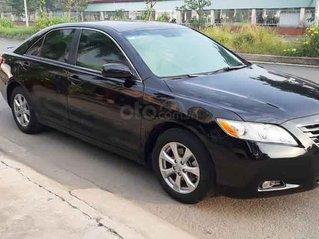 Cần bán lại xe Toyota Camry LE 2.4 năm 2007, màu đen, nhập khẩu còn mới
