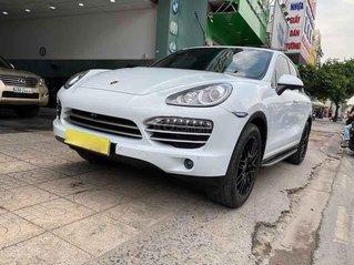 Bán ô tô Porsche Cayenne đời 2014, màu trắng, nhập khẩu
