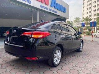 Bán xe Toyota Vios năm sản xuất 2019, màu đen chính chủ