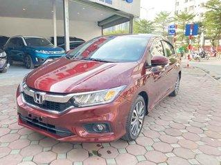 Cần bán xe Honda City sản xuất năm 2019, màu đỏ chính chủ, 535 triệu