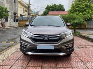Cần bán nhanh với giá ưu đãi nhất chiếc Honda CRV 2.4 sản xuất năm 2017