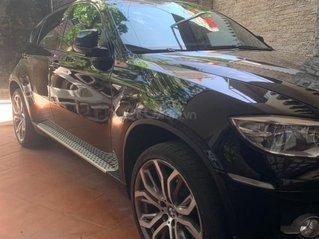 Cần bán xe BMW X6 sản xuất 2008, ĐKLĐ 2010 màu đen