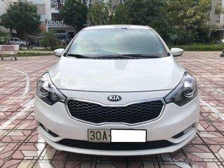 Cần bán xe Kia K3 1.6 AT đời 2015, màu trắng
