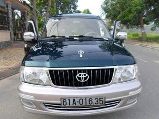 Toyota Zace cao cấp GL- mới như xe hãng, không có chiếc thứ 2 - xe rin 100%
