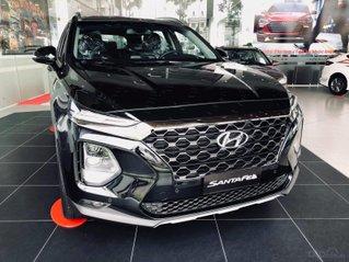 [ KM khủng, bảo hành 5 năm ]Hyundai Santafe 2020 2.4 máy xăng cao cấp, giảm 50% thuế trước bạ, xe đủ màu giao ngay