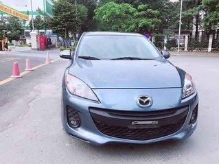 Bán Mazda 3 năm 2014, màu xanh lam, giá tốt