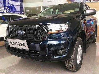 Bán ô tô Ford Ranger sản xuất năm 2020, màu xanh lam, nhập khẩu