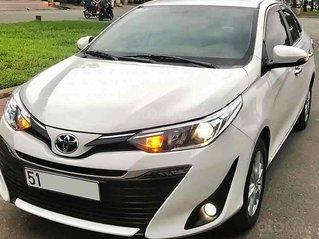 Cần bán Toyota Vios đời 2019, màu trắng