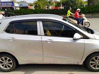 Cần bán lại xe Hyundai Grand i10 sản xuất năm 2014, màu bạc, nhập khẩu