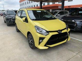 Toyota Wigo 1.2G số tự động, màu độc - giao ngay - giá tốt nhất thị trường