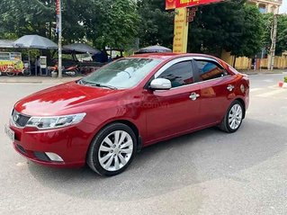 Bán Kia Forte sản xuất năm 2010, màu đỏ, nhập khẩu nguyên chiếc