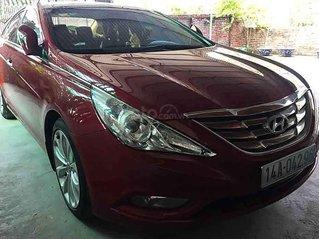 Bán Hyundai Sonata năm 2012, màu đỏ, nhập khẩu
