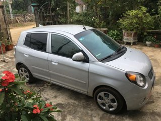 Cần bán xe Kia Morning đăng ký lần đầu 2011, màu bạc, xe gia đình giá chỉ 129 triệu đồng