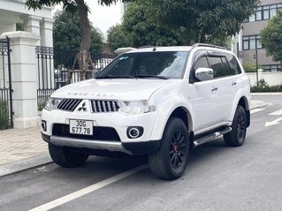 Cần bán lại xe Mitsubishi Pajero Sport sản xuất 2012, số sàn