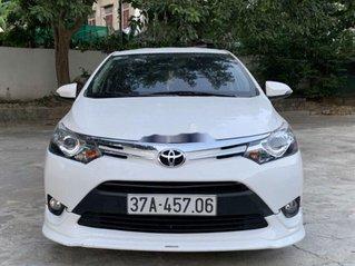 Cần bán Toyota Vios sản xuất năm 2018, số tự động