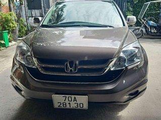 Bán Honda CR V năm 2012, nhập khẩu