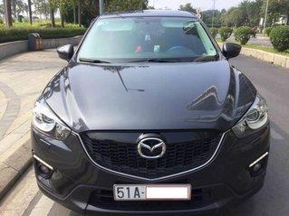 Cần bán xe Mazda CX 5 năm 2014, màu xanh lam
