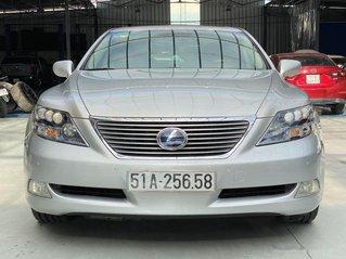 Bán ô tô Lexus LS600hL sản xuất năm 2007, màu xám, nhập khẩu