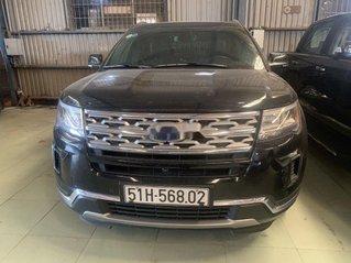 Bán Ford Explorer sản xuất 2018, xe nhập khẩu