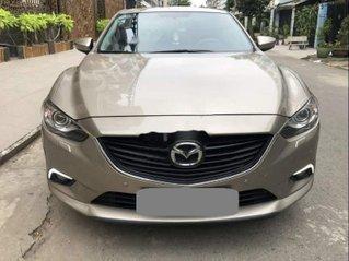 Bán xe Mazda 6 sản xuất năm 2017, màu vàng kim