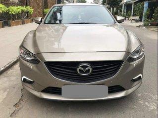 Bán xe Mazda 6 sản xuất 2017, giá 638tr