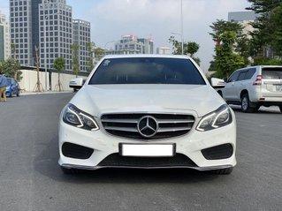 Cần bán lại xe Mercedes E250 AMG sản xuất 2014, thiết kế trẻ trung