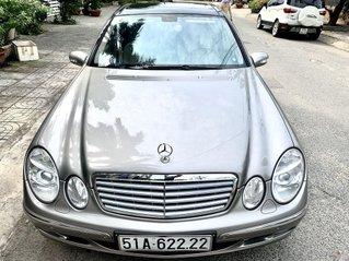 Cần bán xe Mercedes E280 2006, nhập khẩu, chính chủ