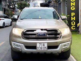Bán xe cũ Ford Everest sản xuất năm 2017, nhập khẩu