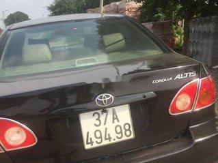 Cần bán gấp Toyota Corolla Altis sản xuất 2003 còn mới, 110 triệu