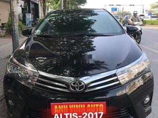 Bán Toyota Corolla Altis sản xuất năm 2017 còn mới giá cạnh tranh