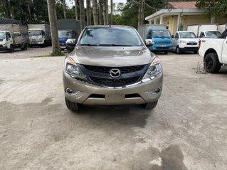 Bán xe Mazda BT50, số tự động, 2.2 đời 2015 nhập khẩu Thái Lan
