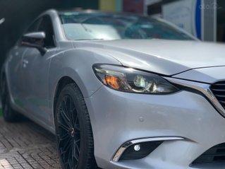 Mazda 6 2.0 Premium đăng ký 2017, màu bạc giá tốt