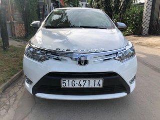 Cần bán lại xe Toyota Vios sản xuất 2017 còn mới