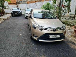Cần bán lại xe Toyota Vios năm sản xuất 2018 còn mới