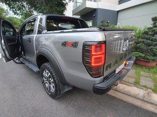 Cần bán lại xe Ford Ranger sản xuất 2018, màu xám
