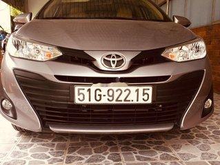 Cần bán gấp Toyota Vios năm sản xuất 2019, màu vàng còn mới