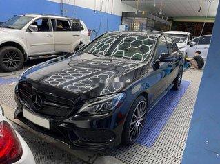 Bán ô tô Mercedes C class sản xuất năm 2016, màu đen còn mới