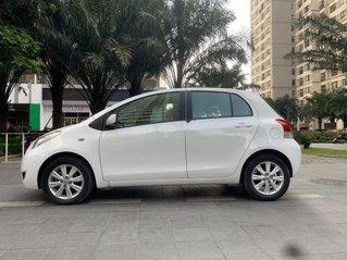 Cần bán xe Toyota Yaris đời 2010, màu trắng, xe nhập, 328tr