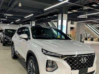 [Hot] Hyundai Santafe giảm 100% thuế trước bạ kèm theo nhiều ưu đãi hấp dẫn