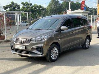 Cần bán lại xe Suzuki Ertiga sản xuất năm 2020, màu xám còn mới