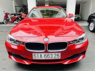 Bán BMW 3 Series sản xuất năm 2013, màu đỏ, xe nhập còn mới