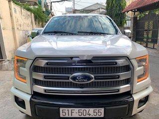 Bán xe Ford F 150 đời 2015, màu trắng, nhập khẩu nguyên chiếc còn mới